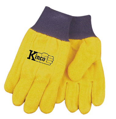 816 16Z Yellow Chore Glove