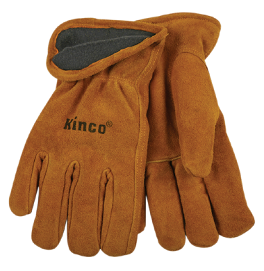 Kinco Lined Split Cowhide Glove 50RL