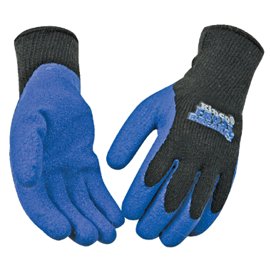 Kinco Men's Heavy Thermal Latex Palm