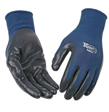 Men's Kinco Nitrile / Spandex Gloves