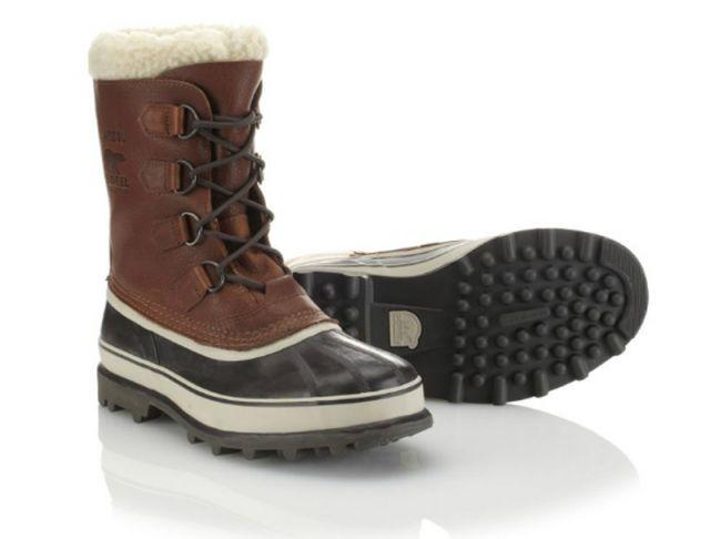 Sorel Mens Caribou Wool Boot