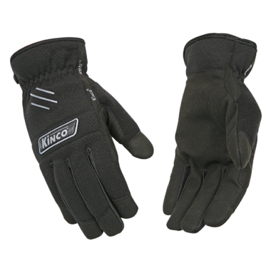 Kinco Unlined Easy On Driver Gloves