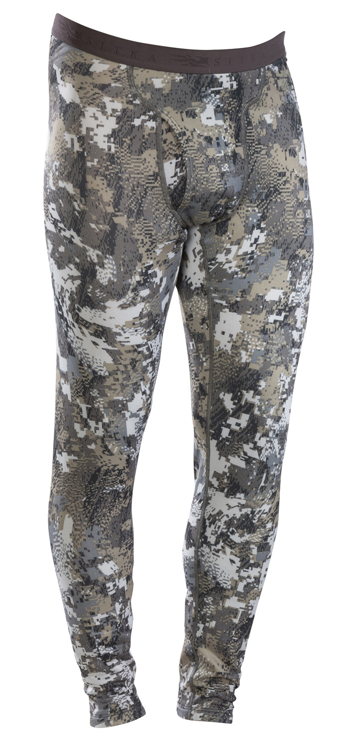 Men's Sitka Core Midweight Crew Bottoms