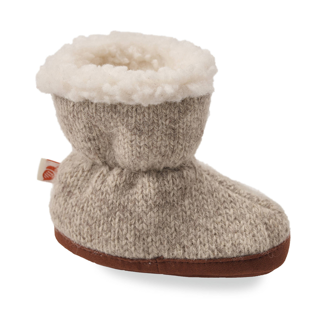 Acorn Toddler Easy Bootie Ragg Slippers 10157
