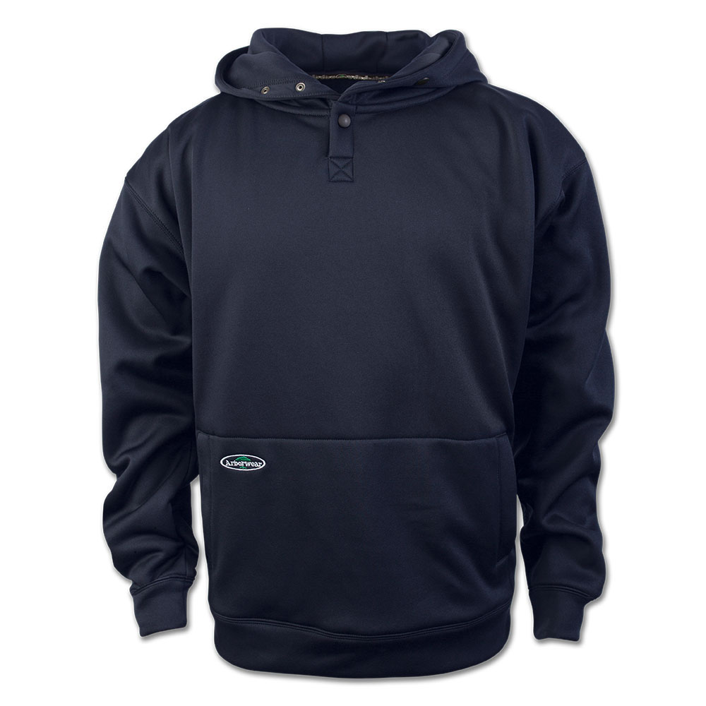 Arborwear Tech Polyester Double Thick Pullover