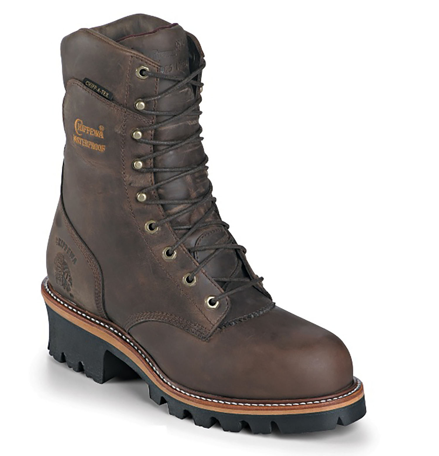 Chippewa 25405 Steel Toe Logger