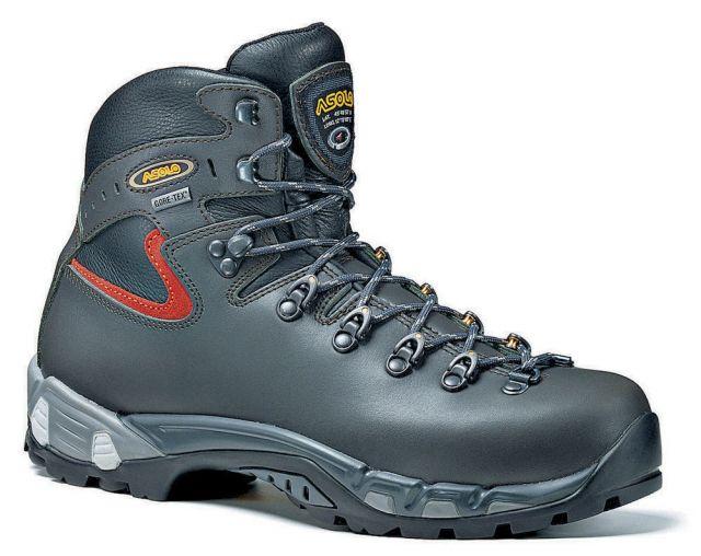 asolo gore tex hiking boots men's
