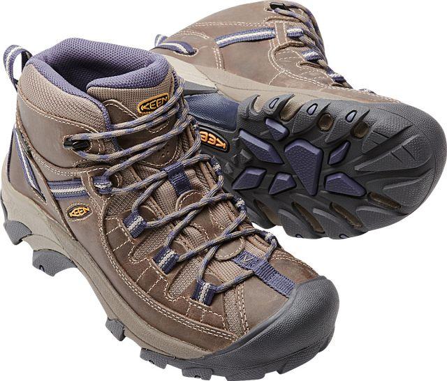 KEEN Womens Targhee II Mid WP Hiking Boots