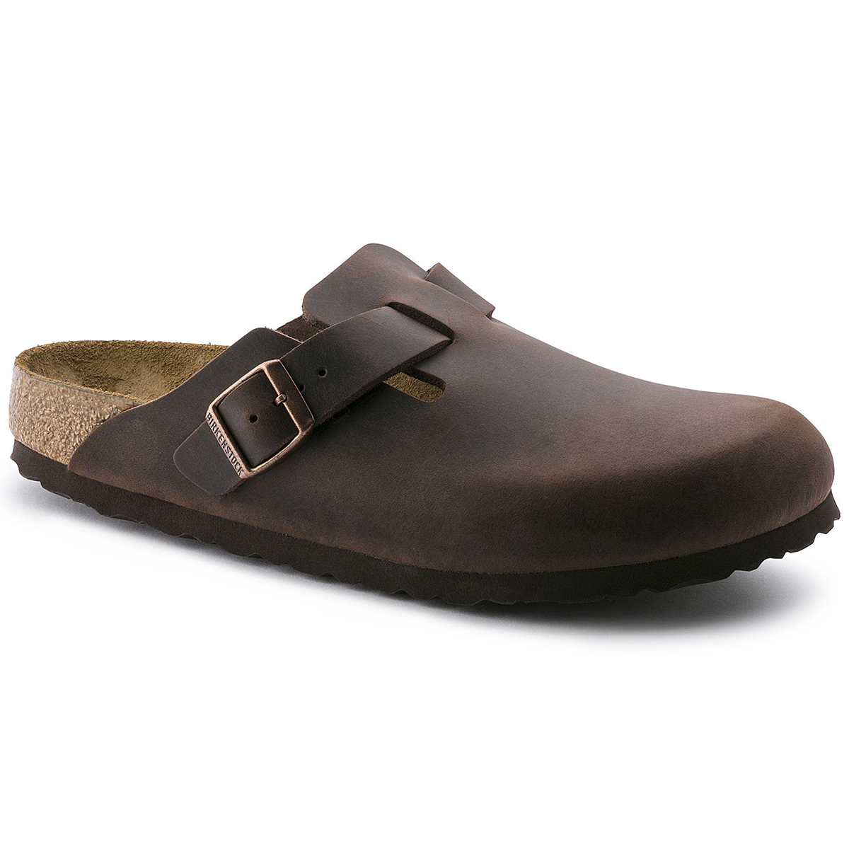 Birkenstock Boston Habana Leather 860131
