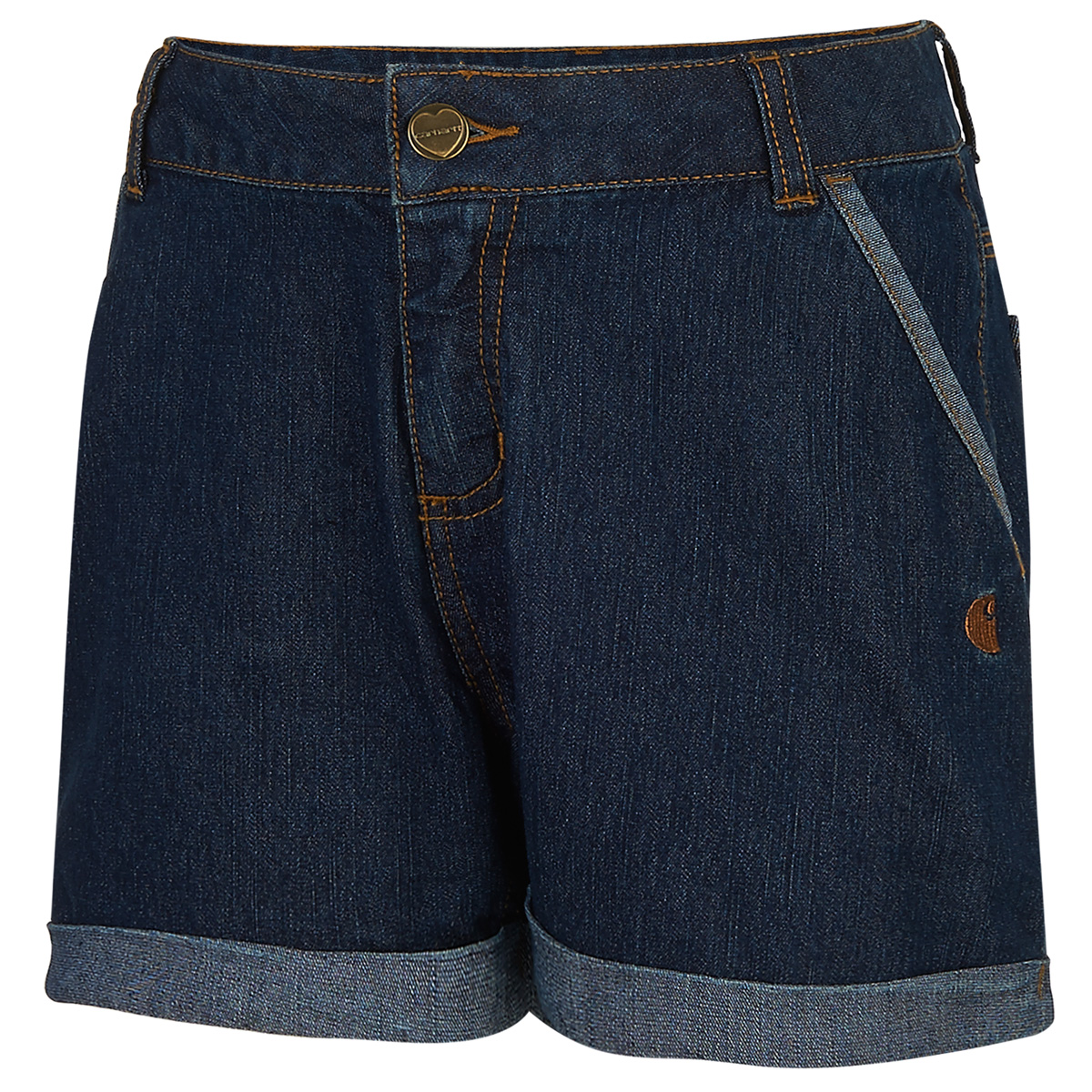 Carhartt Girls' Denim Short CH9251