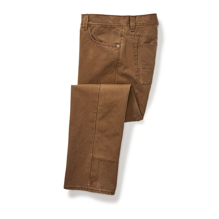 Filson Men's 5-Pocket Dry Tin Pants