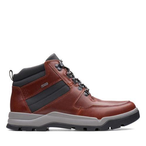 Clarks Men's Un Atlas GTX - Tan