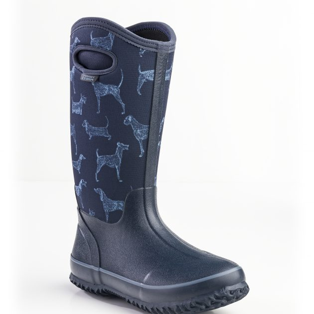 Perfect Storm Women's Cloud High - Chalk Dogs S7020WDH