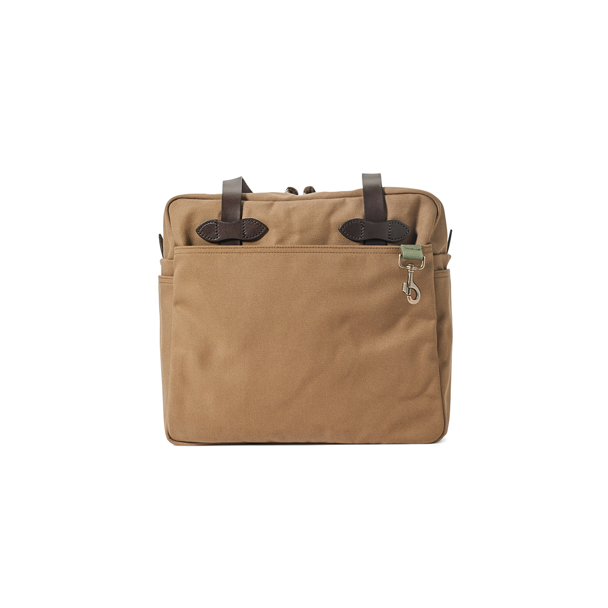 Filson Rugged Twill Tote Bag with Zipper 20112028
