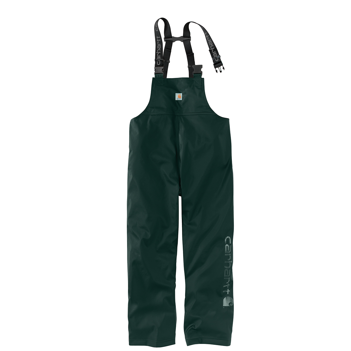 Carhartt Men's Lightweight Waterproof Rainstorm Bib Overalls 103506