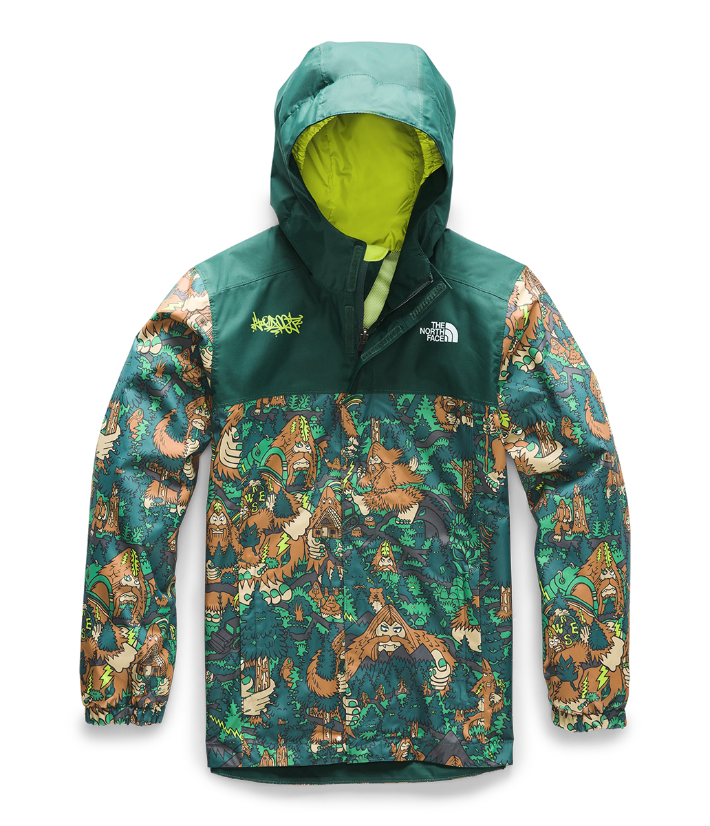 The North Face Boys' Resolve Reflective Jacket NF0A3CR9 F9