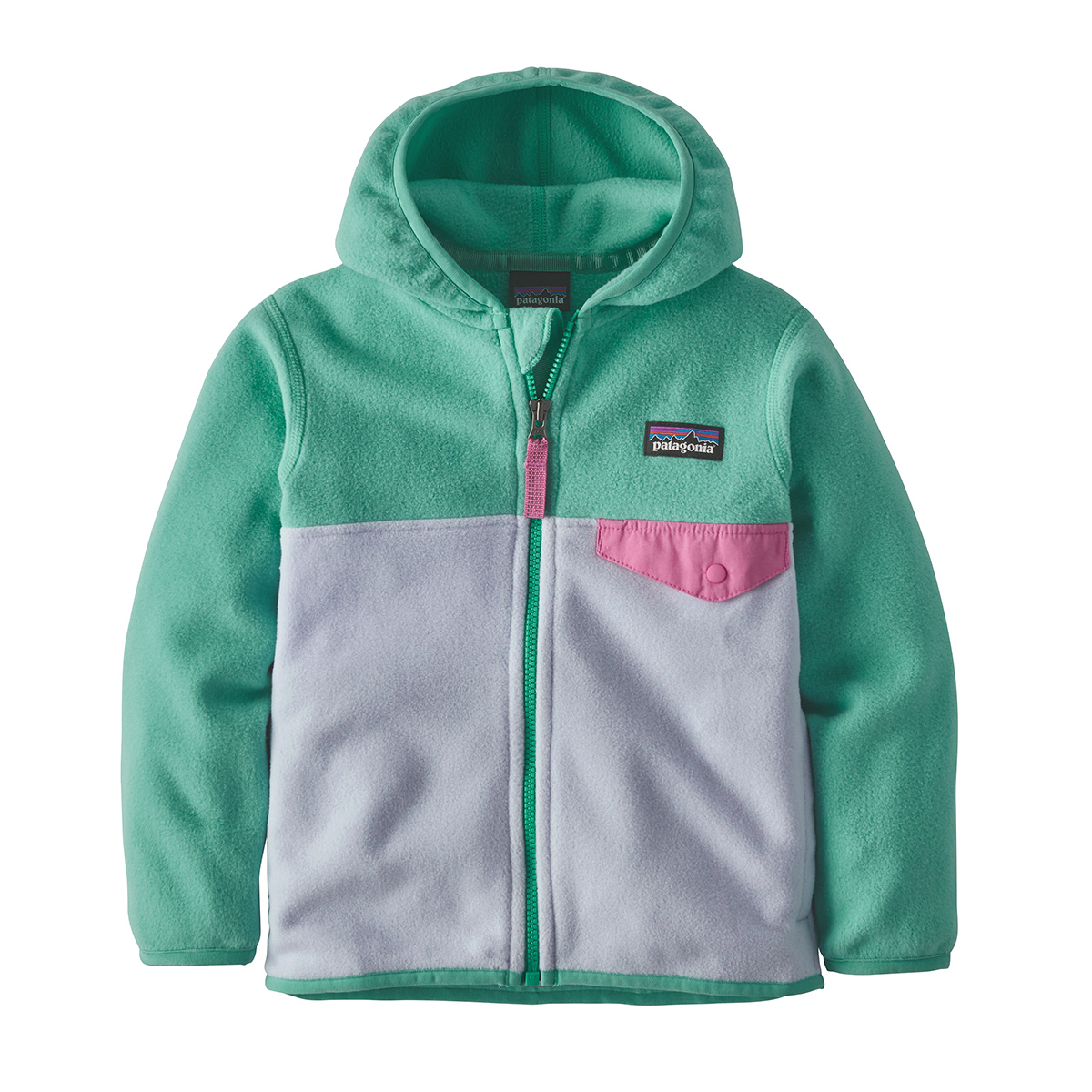 Patagonia Baby Micro-D® Snap-T® Fleece Jacket SX
