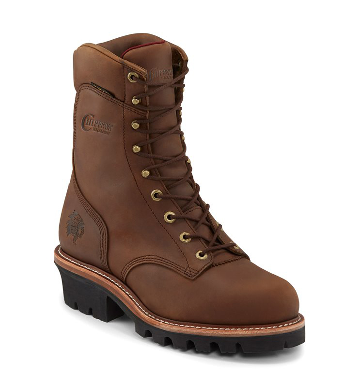 Chippewa Waterproof Insulated Steel Toe 9""