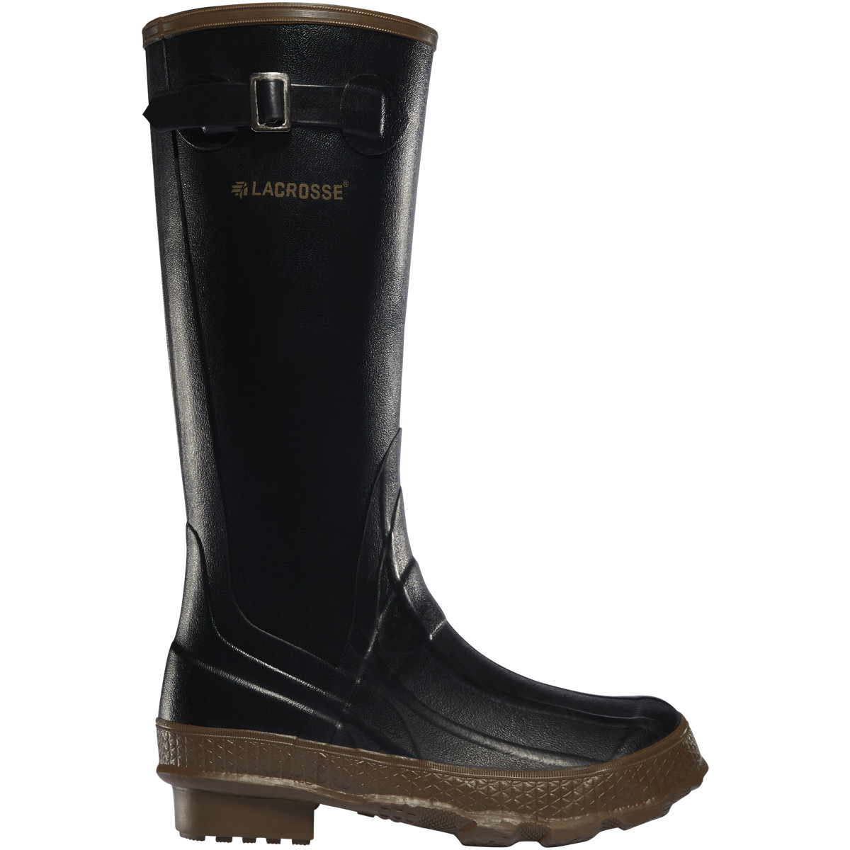 "Lacrosse Women's Grange 14"" Boot - Black/Tan  631129"