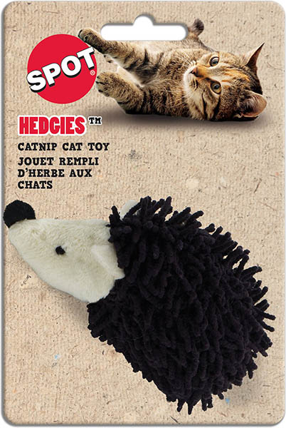 SPOT Hedgies Plush Cat Toy - 688890