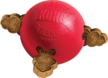 Kong Biscuit Ball - Small Red 268866