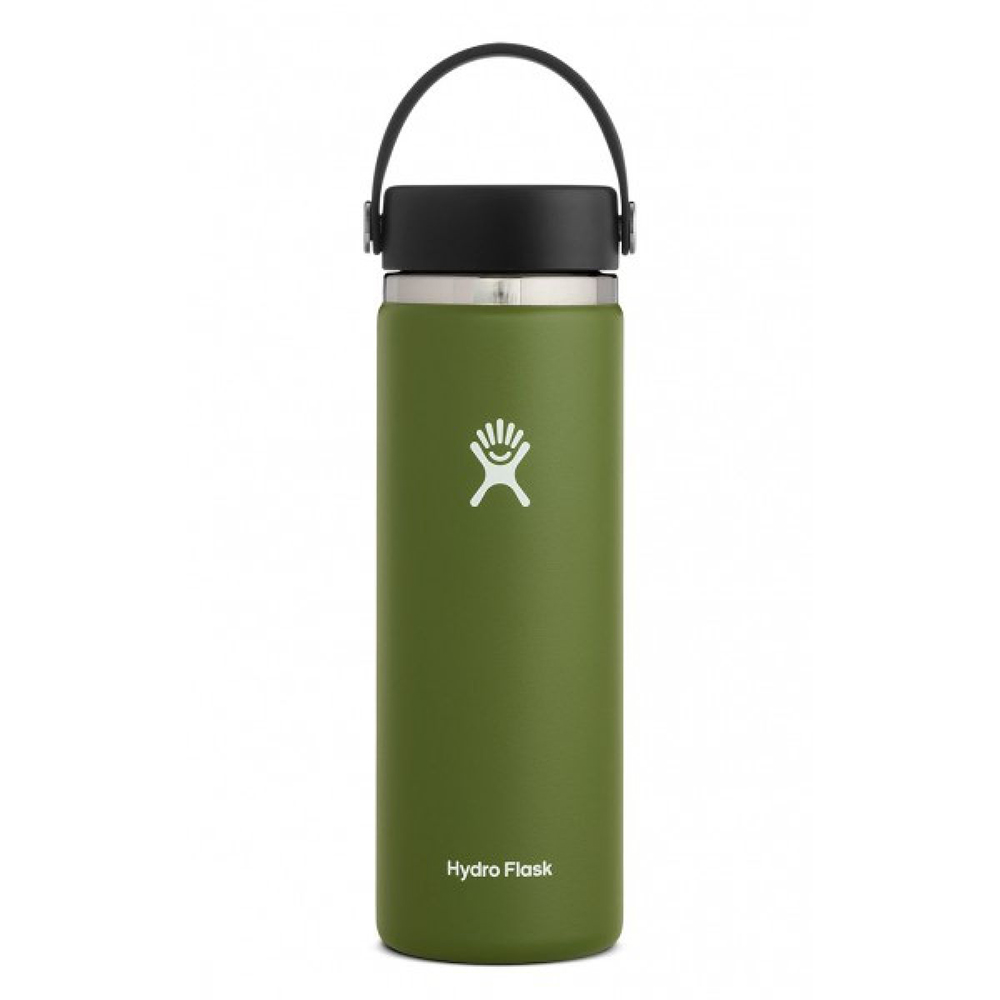 Hydro Flask 20 Oz Wide Mouth Olive