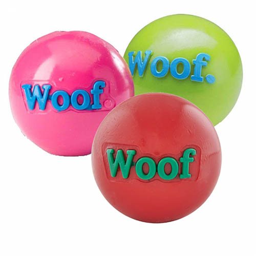 Planet Dog Woof Ball 10860098