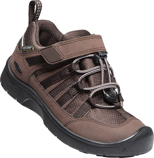 Keen Big Kids' Hikeport II Waterproof Shoe