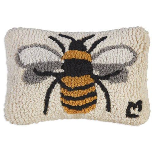 Chandler 4 Corners Lone Bee 8x12 Pillow