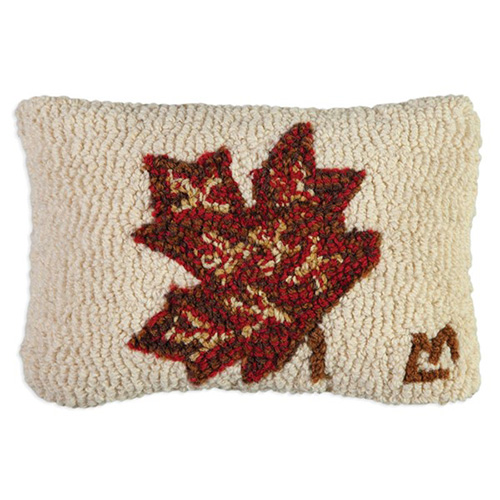 Chandler 4 Corners Maple Leaf 8x12 Pillow