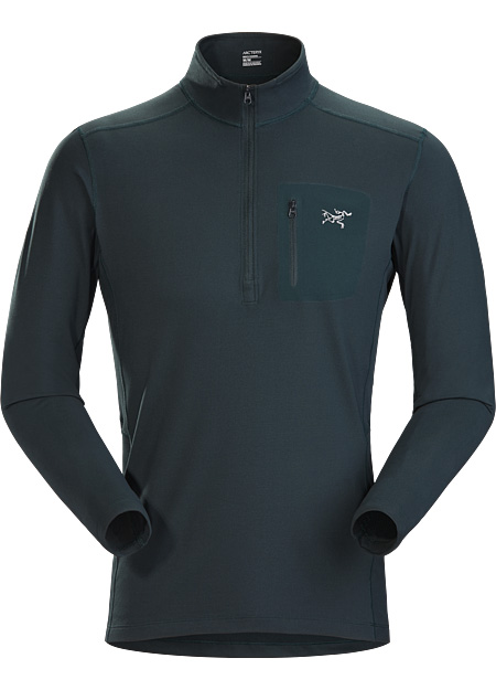 Arc'teryx Men's RHO Lightweight Neck F9X