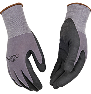 Kinco Nylon Micro Foam Nitrile Palm Glove