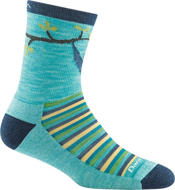 Darn Tough Junior's Lazy Daze Micro Light Cushion Sock