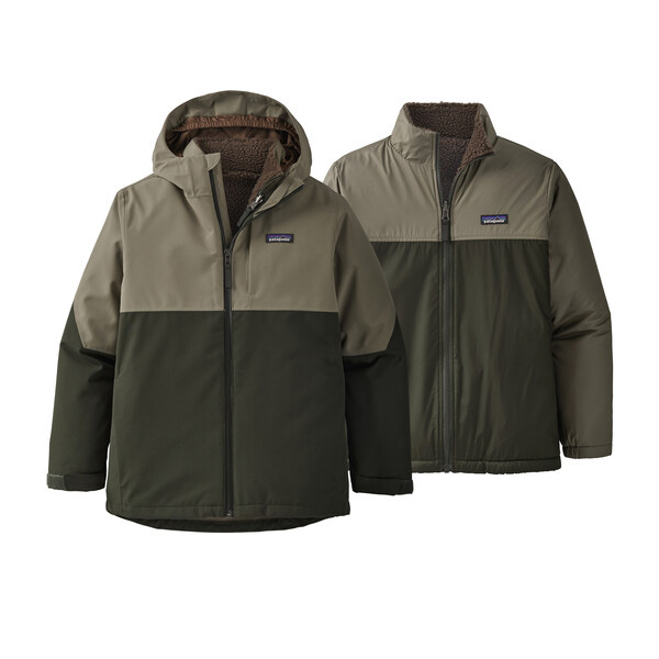 Patagonia Boys' 4 In 1 Everyday Jacket FX