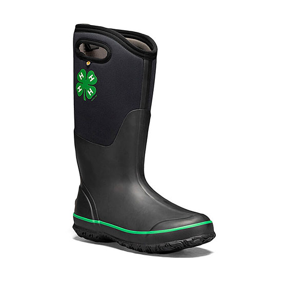 Bogs Women's Classic Tall 4-H Boot