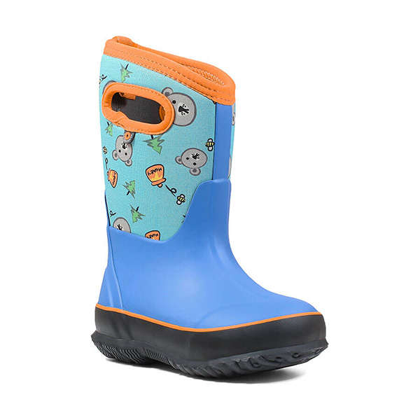 Bogs Kids' Classic Honey Bear Winter Boot
