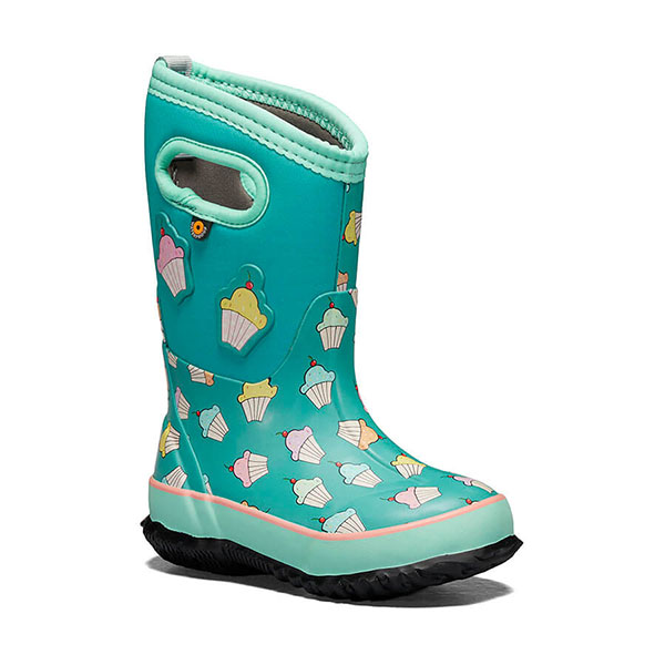 Bogs Kids' Classic Cupcakes Winter Boot
