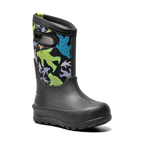 Bogs Kids' Neo Classic Bigfoot Winter Boots