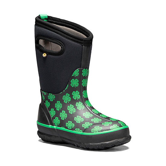 Bogs Kids' Classic 4-H Boot