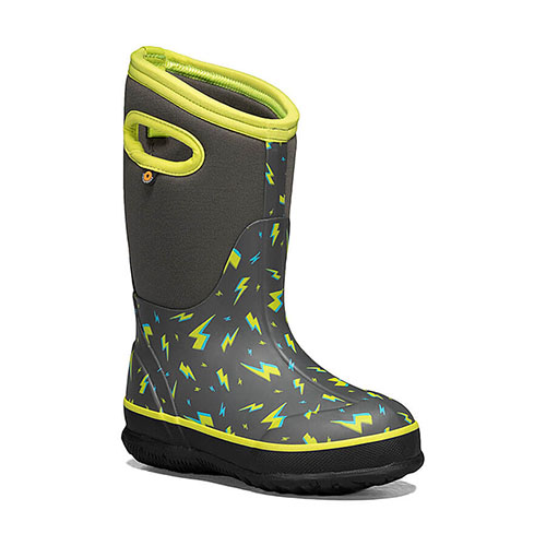 Bogs Kids' Classic Lightning Winter Boot