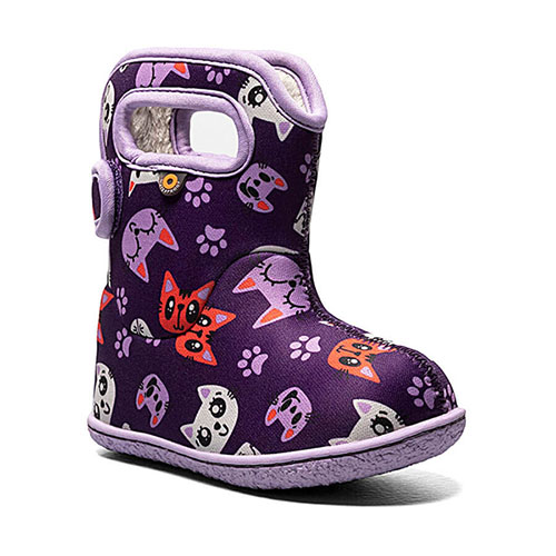 Bogs Baby Kitty Snow Boots