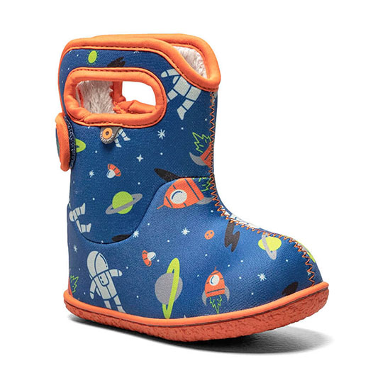 Bogs Baby Spaceman Snow Boots