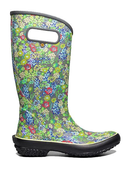 Bogs Women's Night Garden Rainboot