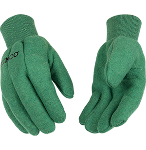 Kinco Green Chore Gloves