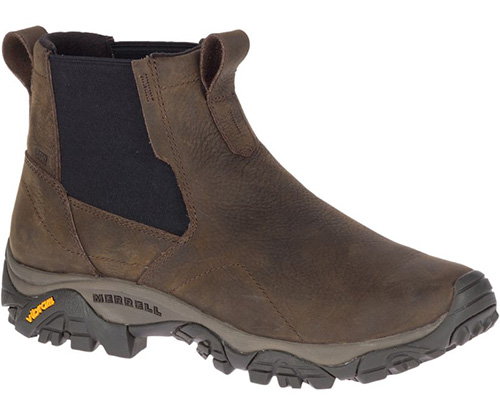 Merrell Men's Moab Adventure Waterproof Chelsea Boot