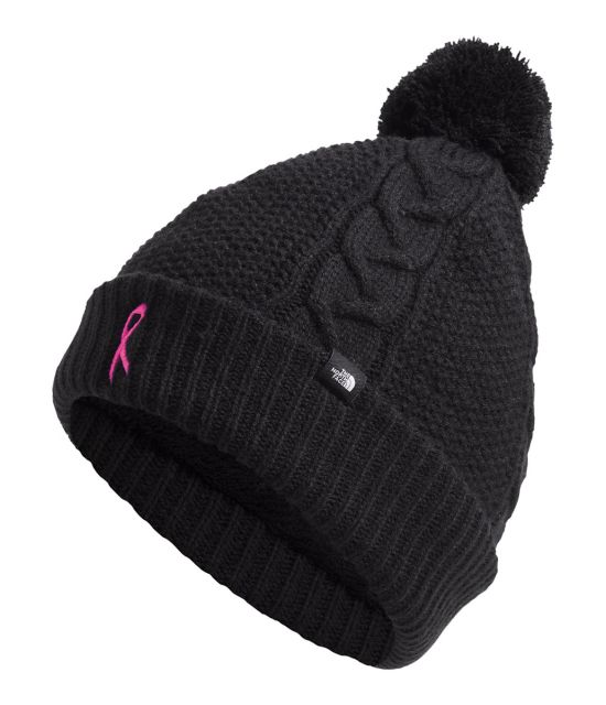 The North Face Women's Pink Ribbon Minna Beanie