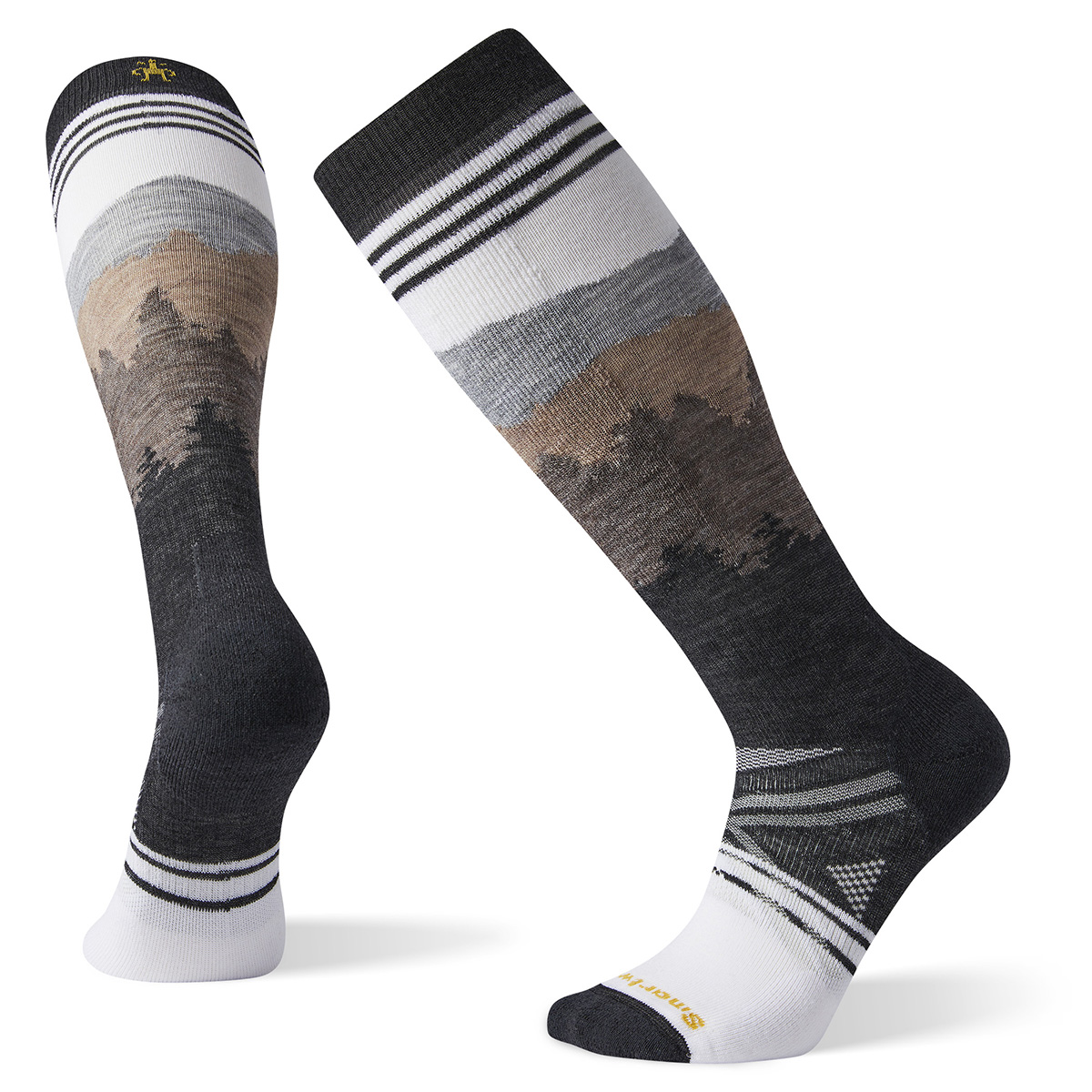 Smartwool PhD® Ski Medium Alpenglow Socks