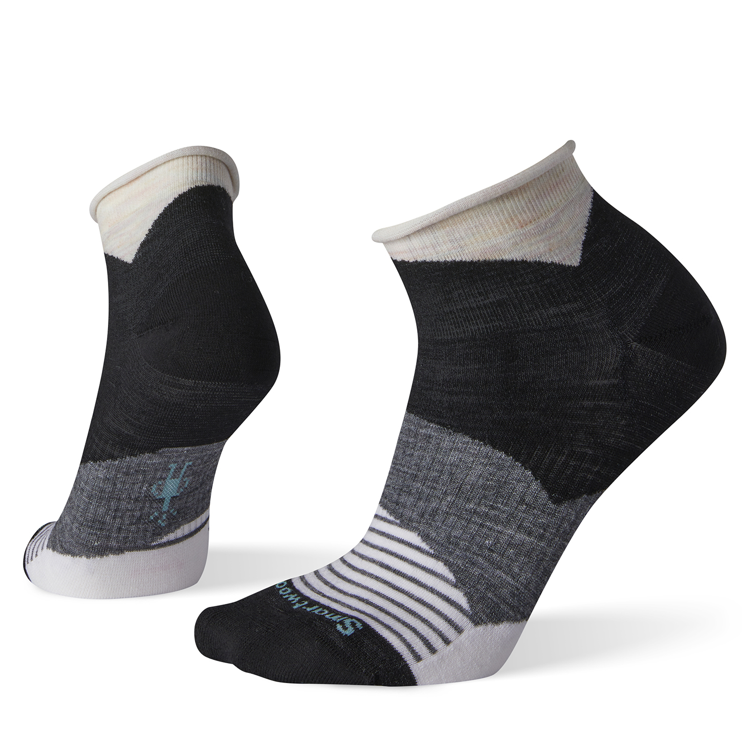 Smartwool Women's Color Block Mini Boot Sock SW004008