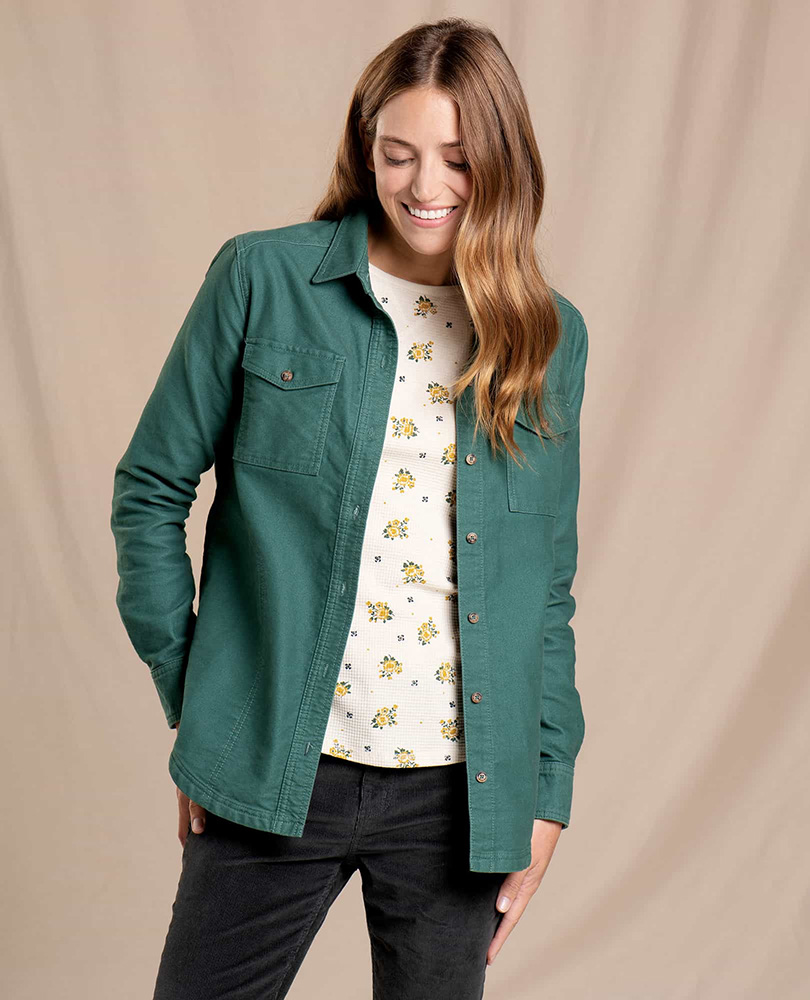 Toad&Co Women's Morrison Shirt Jacket