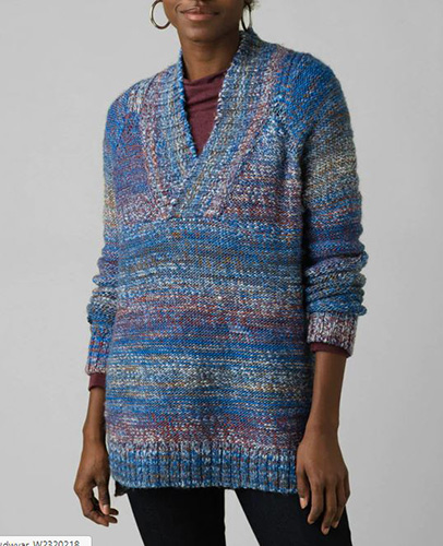 Prana Women's Claus Sweater FX